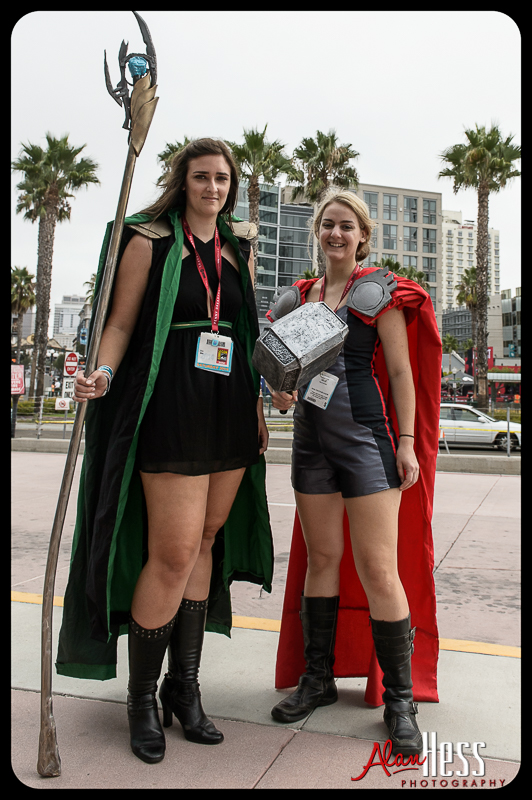 San Diego Comic Con International 2014