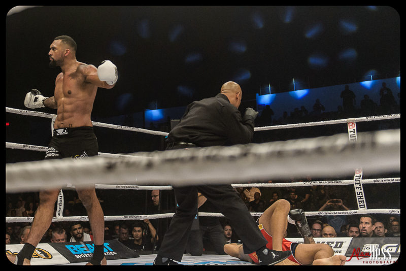 Glory 21 at the Valley View Casino Center on May 8, 2015 in San Diego California