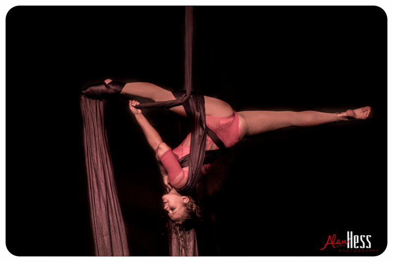 CirKiss at Aerial Revolution
