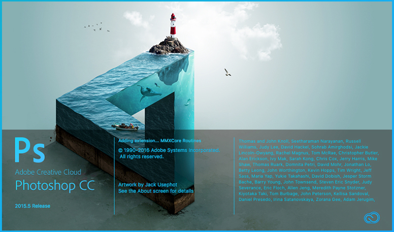 Adobe Photoshop CC 2015.5 and your Plug-ins
