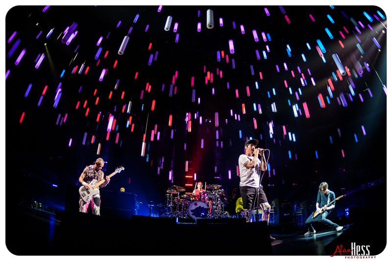 Red Hot Chili Peppers – Concert Shoot 2017