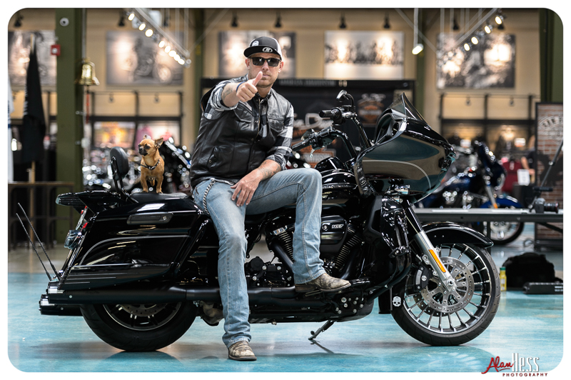 Harley-Davidson and Mission: Thank You
