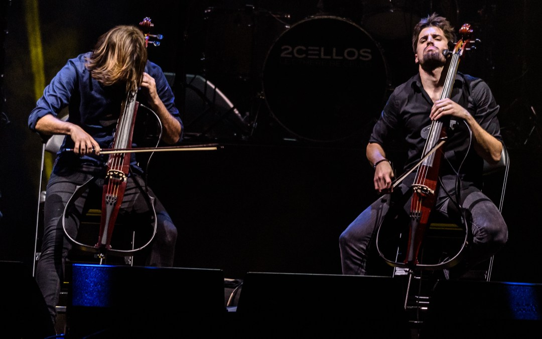 2CELLOS – A Gallery