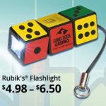 rubiks flashlight