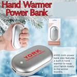 hand warmer power bank