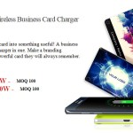 business card charger