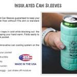 insutlated can sleeve