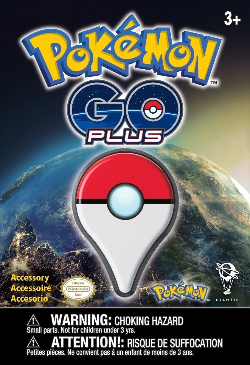 Nintendo Pokemon Go Plus Canada