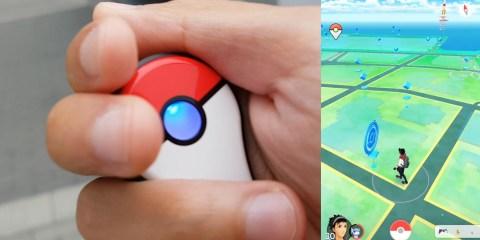 pokemon go plus blue