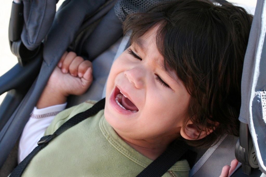 Tantrum Tamer: New Ways Parents Can Stop Bad Behavior