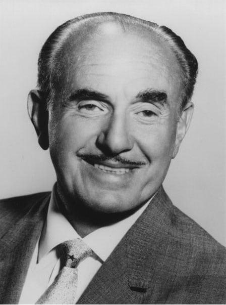 Photo portrait of Jack L. Warner