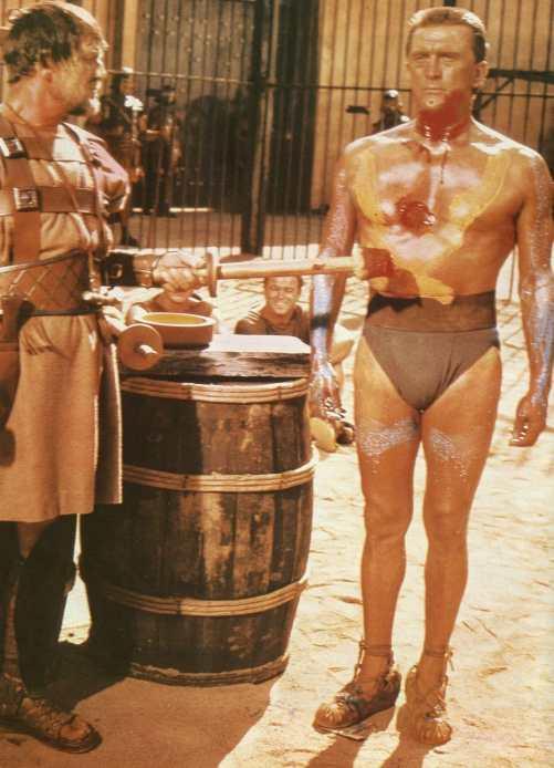 spartacus douglas