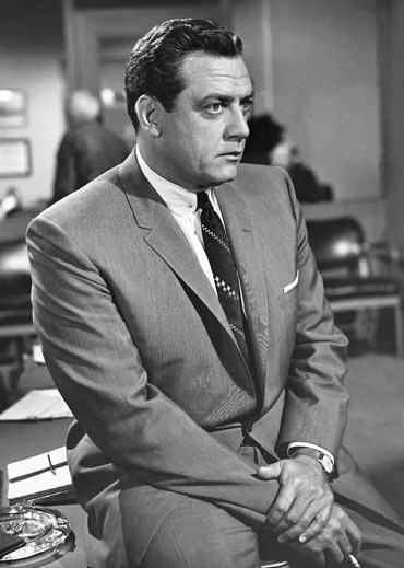 5 Raymond Burr brought heft and heart