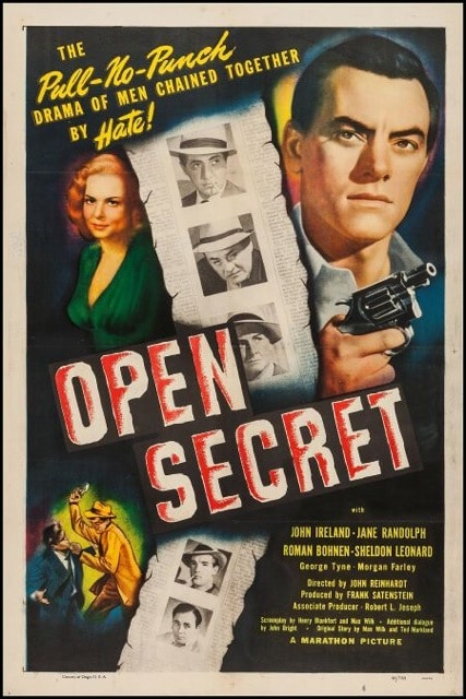Open Secret poster