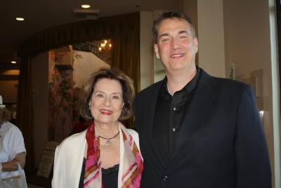 photo of Diane Baker and Alan K. Rode