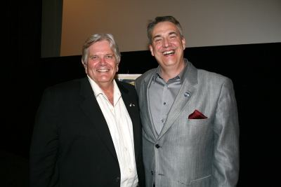 photo of Peter Ford and Alan K. Rode