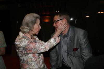 Marsha Hunt and Alan K. Rode
