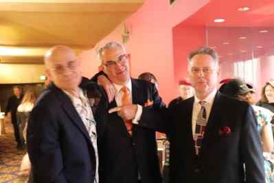 James Ellroy, Alan K. Rode, and Eddie Muller
