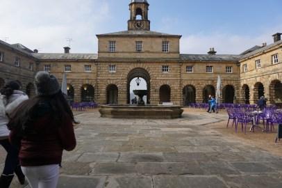 The beautiful Chatsworth House