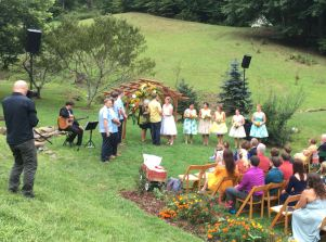 Brahma Ridge wedding