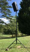 EON612 on 10 foot stand