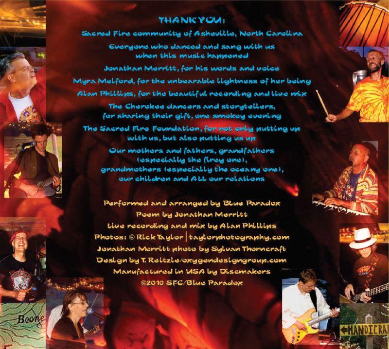 tatawari chant liner notes 2010