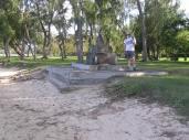 Another coastal memorial