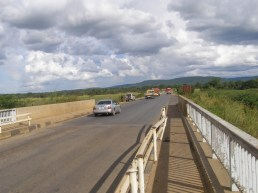 Kafue Bridge - a link between Harare and Lusaka