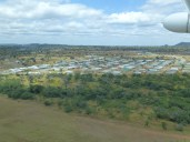 Take off from Ndola