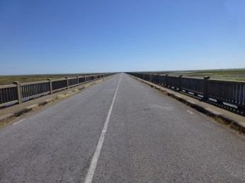 The long straight highway