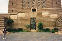 Voortrekker Monument Exterior