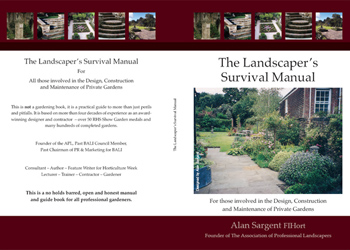 The Landscaper's Survival Manual