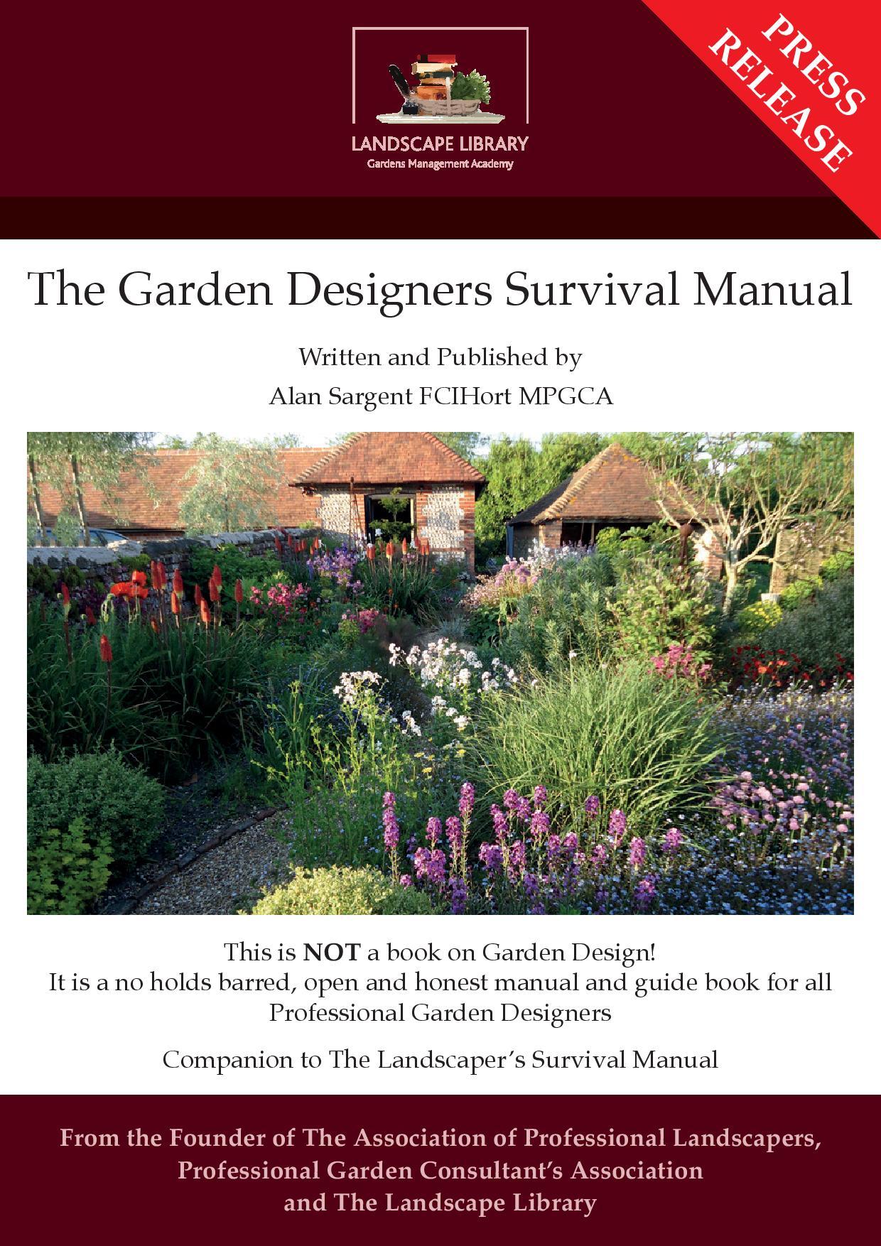 The Garden Designers Survival Manual