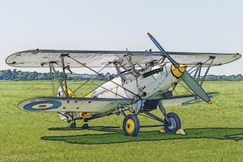 Hawker Nimrod Mk II; FAA