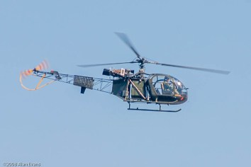 Army Air Corps: Blue Eagles, Sud Aviation Alouette II