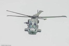 Westland EH101 Merlin HM1; RN