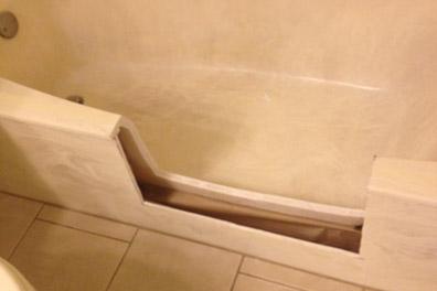 Bathtub Cutout Conversion To Shower Sun City 623 210 0720