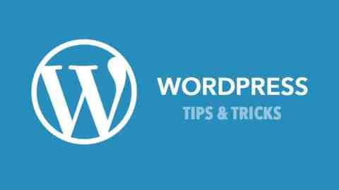 16 Wordpress Tips For Beginners