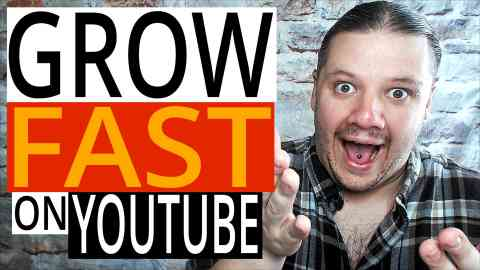 Grow Your YouTube Channel Fast - 4 YouTube Hacks