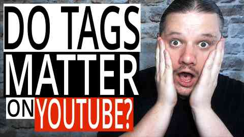 Do Tags Matter on YouTube? — YouTube Tags for Small YouTubers vs Large YouTubers, alan spicer,alanspicer,youtube tags optimization,youtube tags tutorial,do tags matter on youtube,do youtube tags matter,do youtube tags really work,do youtube tags work,do youtube tags do anything,how do youtube tags work 2018,how does youtube tags work,youtube tags,youtube tags do they matter,youtube tags for small youtubers,youtube tags for large youtubers,tags,tags youtube,video seo,seo tags,video tags,youtube seo,youtube tags 2018,youtube tags 2019