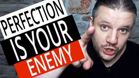 Perfection Is YOUR Enemy - YouTube Productivity RANT, alan spicer,alanspicer,youtube tips,youtube tricks,asyt,youtube tips 2018,Perfection is the Enemy of Progress!,Perfection Is YOUR Enemy,YouTube Productivity,YouTube Productivity rant,YouTube rant,Productivity,Productivity on youtube,Productivity rant,rant,be more productive,how to be productive,how to be more productive,creative thoughts,perfect is the enemy of good,perfect is the enemy of good meaning,perfection,inspiration,motivation