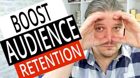 How To Boost Audience Retention on YouTube FAST (In Less Than 90 Seconds)