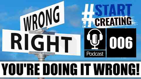 YOU'RE DOING IT WRONG!! - #STARTCREATINGPODCAST EP 006, alan spicer,alanspicer,you're doing it wrong,youtube you're doing it wrong,failing to grow on youtube,grow on youtube,hoping to grow on youtube,grow your youtube channel,grow your youtube channel 2019,youtube podcast 2019,start creating podcast,podcast,grow on youtube podcast,alan spicer podcast,how to grow a youtube channel,how to grow your youtube channel,how to grow on youtube,how to grow on youtube 2019,grow a youtube channel,grow a youtube channel in 2019