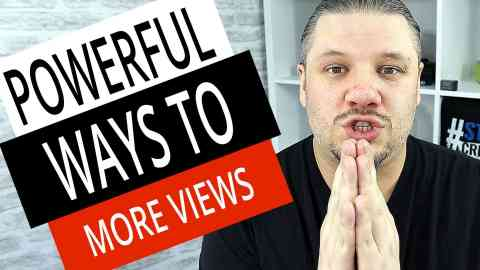 5 Overlooked Ways To Get More Views on YouTube - In 5 Minutes! 1