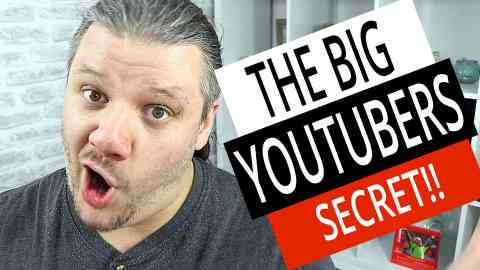 The SECRET To YouTube Success That Big Channels NEVER TELL YOU! 1