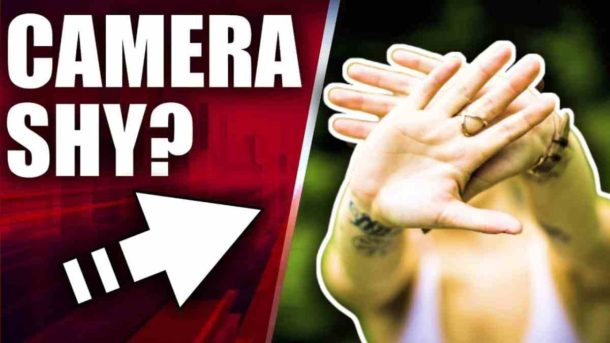 Scared To Be On Camera? [WATCH THIS!] 1