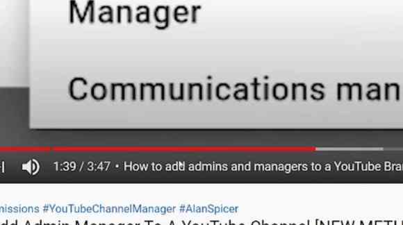 HOW TO ADD TIME STAMP CHAPTERS TO YOUTUBE VIDEOS