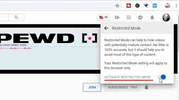 How To Turn On / Off Restricted Mode in NEW YouTube Studio