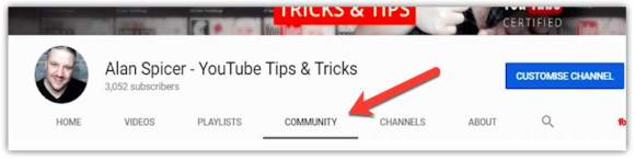 Youtube Community Tab: What It Is And How To Use It To Grow Your Channel. 6