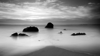 Contemplations of Earth & Sea II - Big Sur, CA